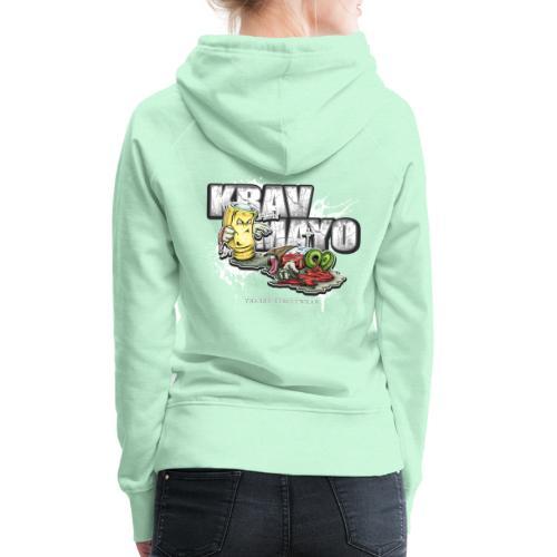 Krav Mayo - Frauen Premium Hoodie