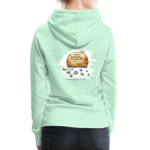 µ-mel - Frauen Premium Hoodie