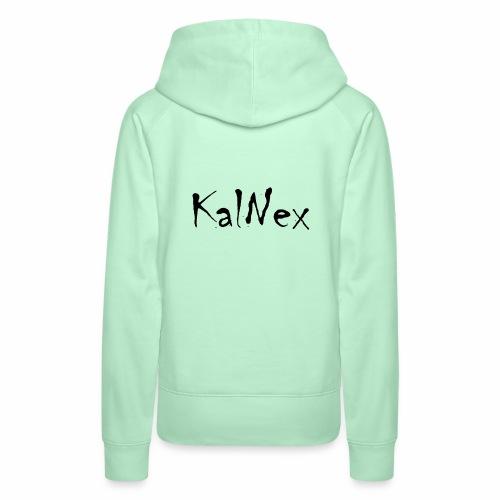 kalnex - Sweat-shirt à capuche Premium pour femmes