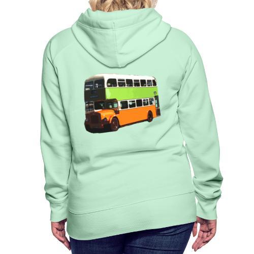 Glasgow Corporation Bus - Women's Premium Hoodie