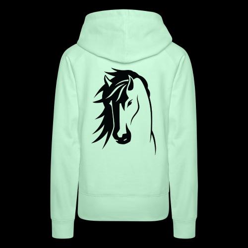 Stallion - Women's Premium Hoodie