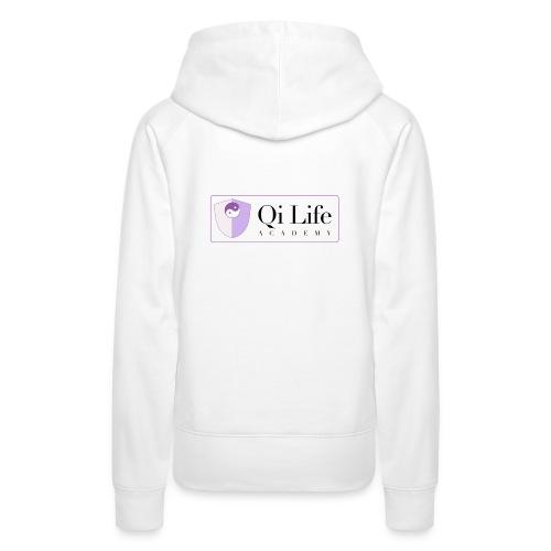 Qi Life Academy Promo Gear - Women's Premium Hoodie