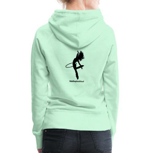 Hoop Dance - Frauen Premium Hoodie