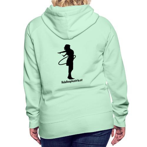 Hoop Dance Girl - Frauen Premium Hoodie