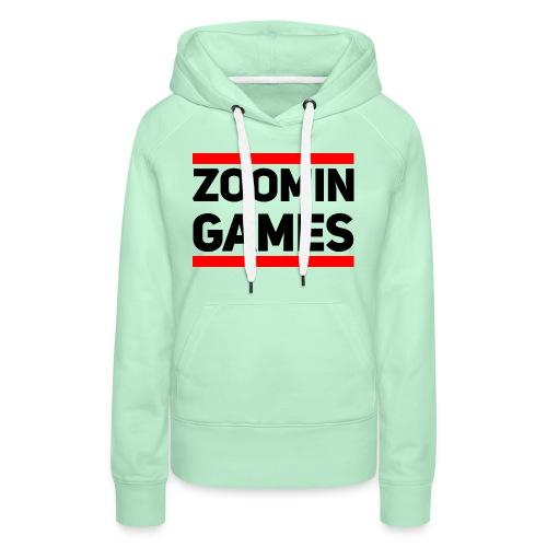 9815 2CRUN ZG - Women's Premium Hoodie