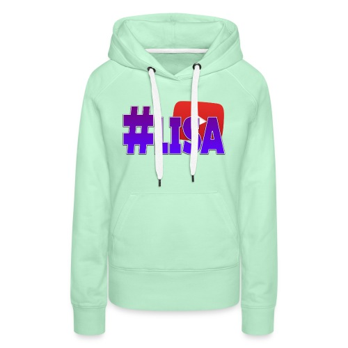 MERCHANDISE LISA - Vrouwen Premium hoodie