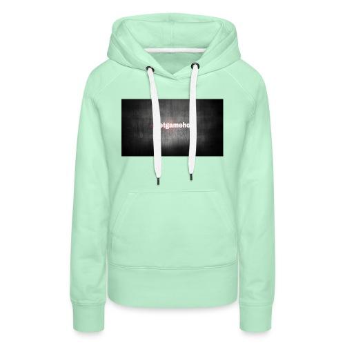 image - Vrouwen Premium hoodie