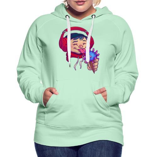 Viral-icious. - Women's Premium Hoodie