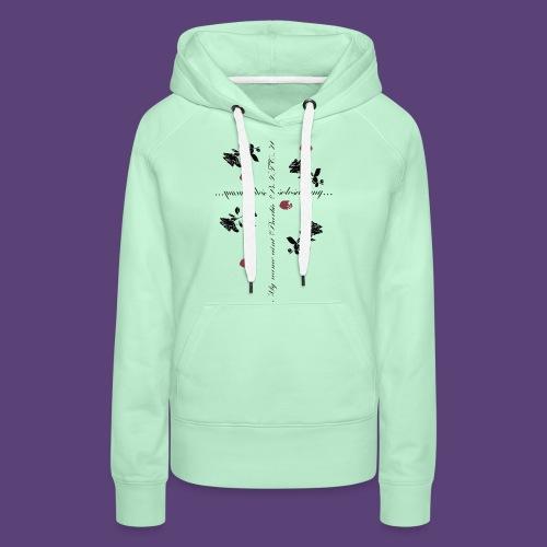 name_aint_barbie - Vrouwen Premium hoodie