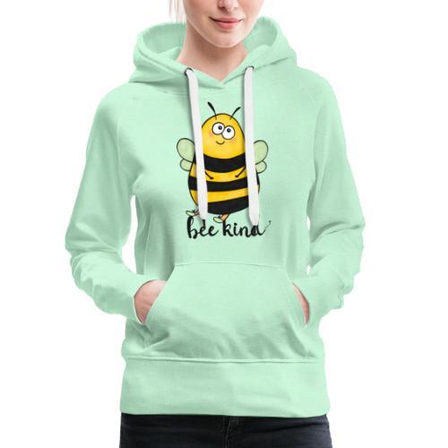 Bee kid - Women's Premium Hoodie