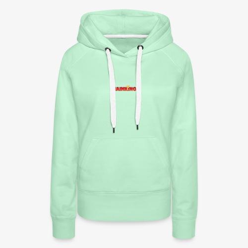 Mainking Knuffelhaas - Vrouwen Premium hoodie