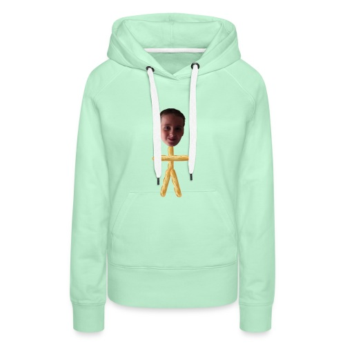 Broedman T-Shirt - Premiumluvtröja dam