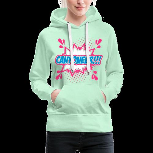 Canyoneer!!! - Frauen Premium Hoodie