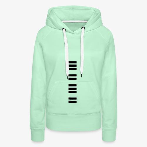 Piano - Frauen Premium Hoodie