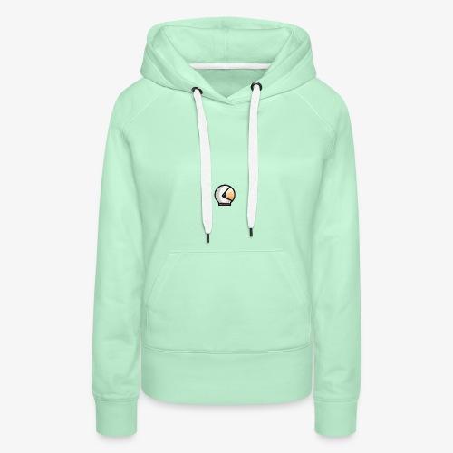 Logo UnionGame - Sweat-shirt à capuche Premium pour femmes