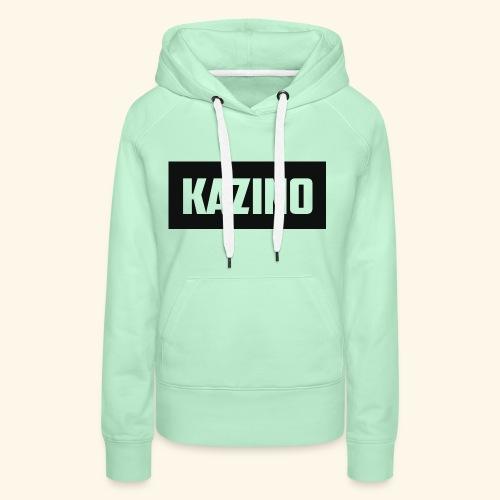 Kazino - Women's Premium Hoodie
