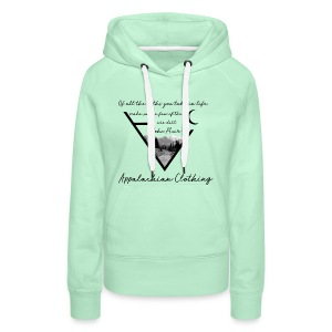 Paths- Classics Collection - Women's Premium Hoodie