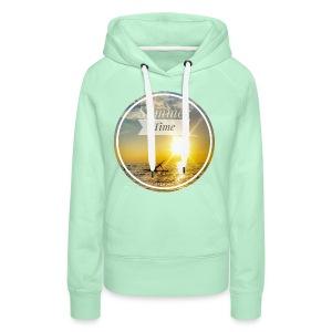 CC 20180309 062554 - Frauen Premium Hoodie
