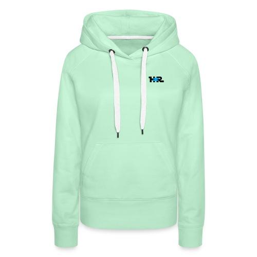 HzR Clothing - Sweat-shirt à capuche Premium pour femmes