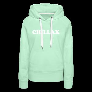 chill Collection - Premium hettegenser for kvinner