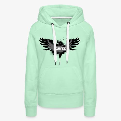 Ralph KUNTZ Wings - Women's Premium Hoodie