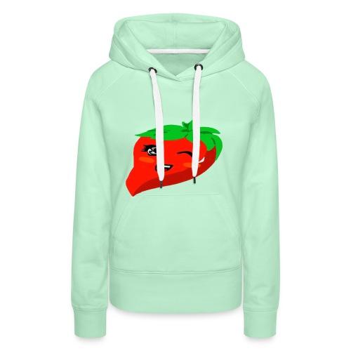 we Love Chilli - Frauen Premium Hoodie