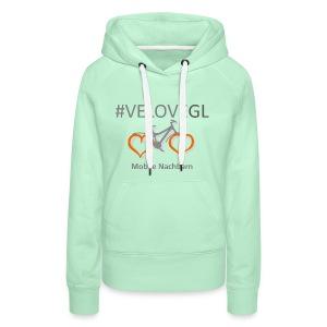 Mobile Nachbarn GL - Frauen Premium Hoodie