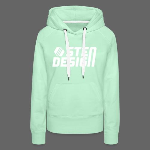 StenDesign T-Shirt - Women's Premium Hoodie