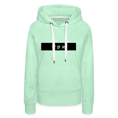 FJR hoodie merchandise - Women's Premium Hoodie