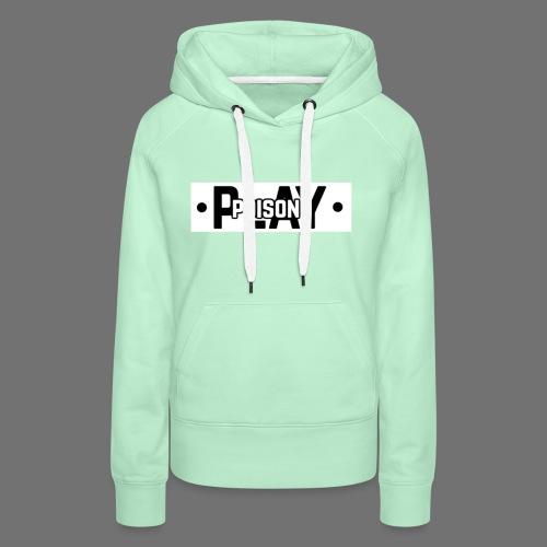 Poisonplay merchandise grote versie - Vrouwen Premium hoodie