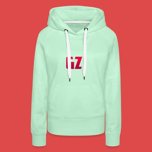 T shirt - GamenZo - Vrouwen Premium hoodie