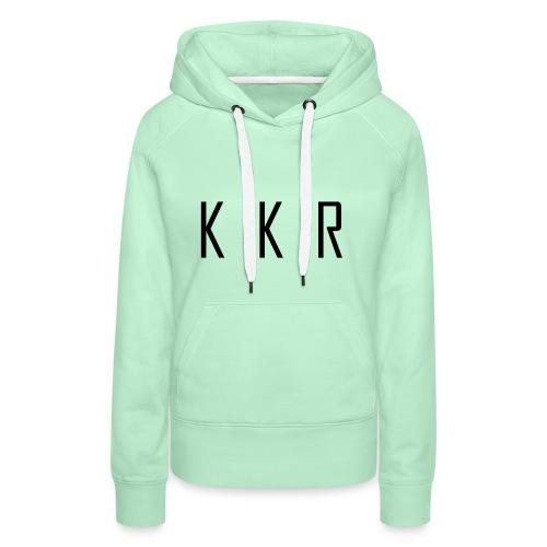 kkr - Vrouwen Premium hoodie