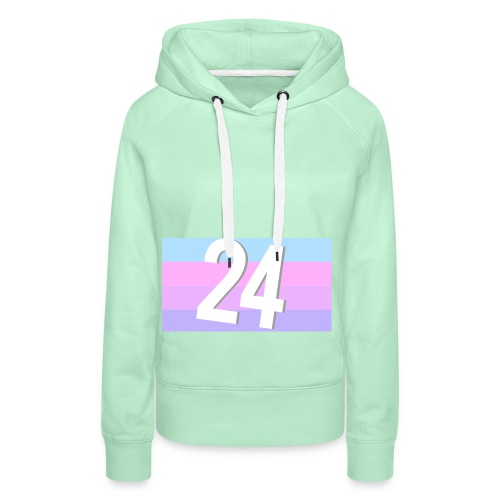 TwentyFour - Women's Premium Hoodie