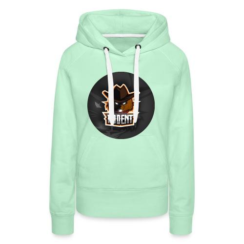 Rodent - Sweat-shirt à capuche Premium pour femmes