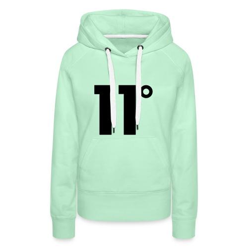 11° - Women's Premium Hoodie