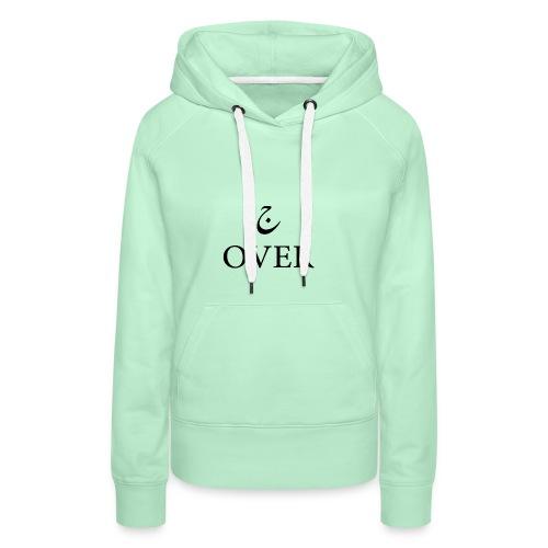 ج OVER - Women's Premium Hoodie