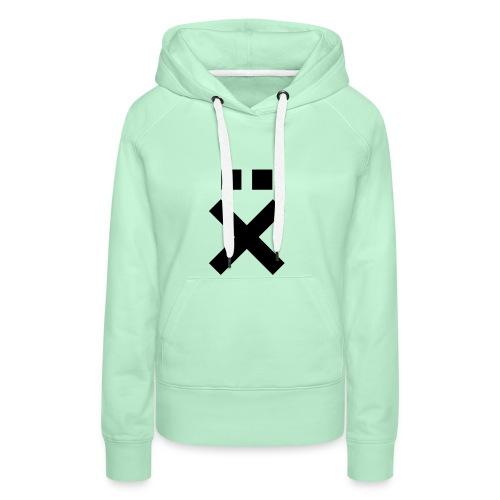 X Smylie - Frauen Premium Hoodie