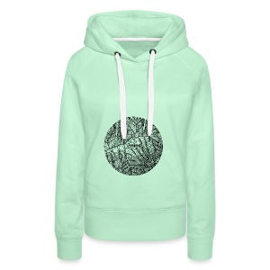 Tee Tree Mind Map - Women's Premium Hoodie