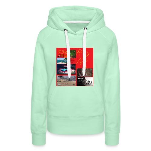 reidgamesnl - Vrouwen Premium hoodie
