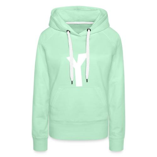 vest YIRCO - Vrouwen Premium hoodie