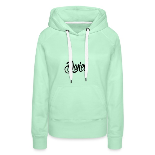 DANIEL yphone 5/5s hoesje - Vrouwen Premium hoodie