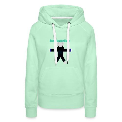 SuperDragonGames - Vrouwen Premium hoodie