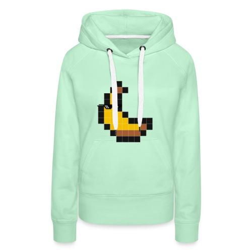 Banana - Vrouwen Premium hoodie