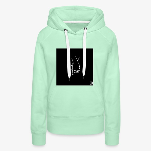 be 2gether, 2 hands - Frauen Premium Hoodie