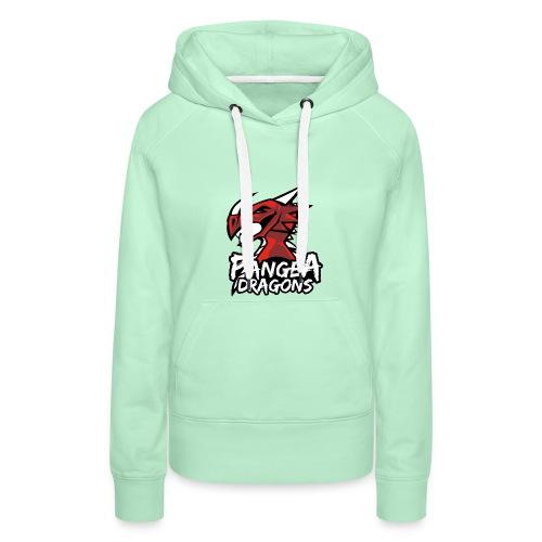 PanGea Dragons - Red - Frauen Premium Hoodie