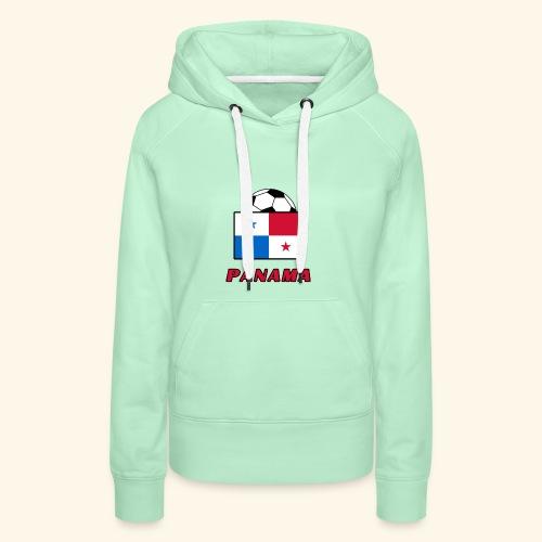 PANAMA national team design - Women's Premium Hoodie
