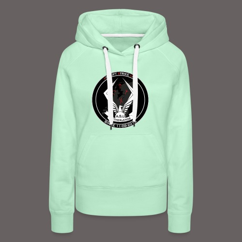 ASU - Vrouwen Premium hoodie