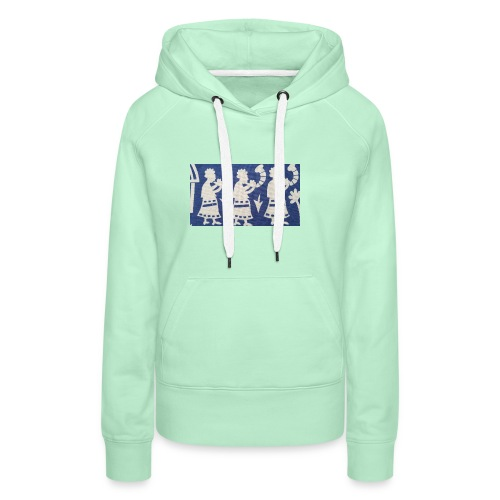 this is natural - Women's Premium Hoodie
