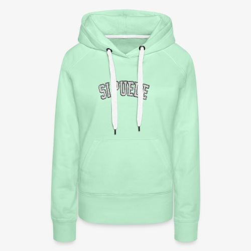 """SI PUEDE - """"yes, it can be done,"""" - Frauen Premium Hoodie"""