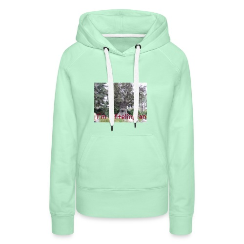 t shirt sprookjesboom kids - Vrouwen Premium hoodie